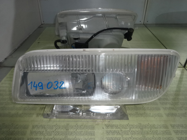 FRONT SIDE-DIRECTION FOG LIGHT LH