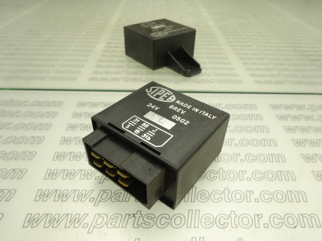 WIPER SWITCH 24V