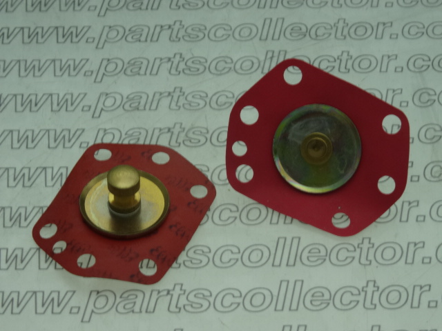 CARBURETTOR PUMP MENBRANE