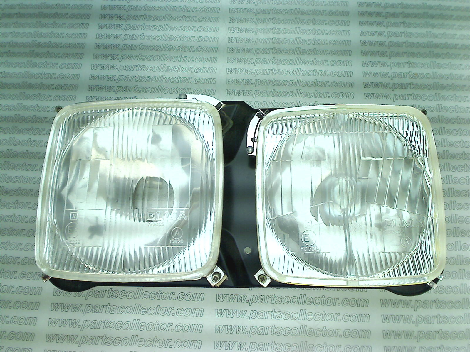 FRONT LIGHTS LH