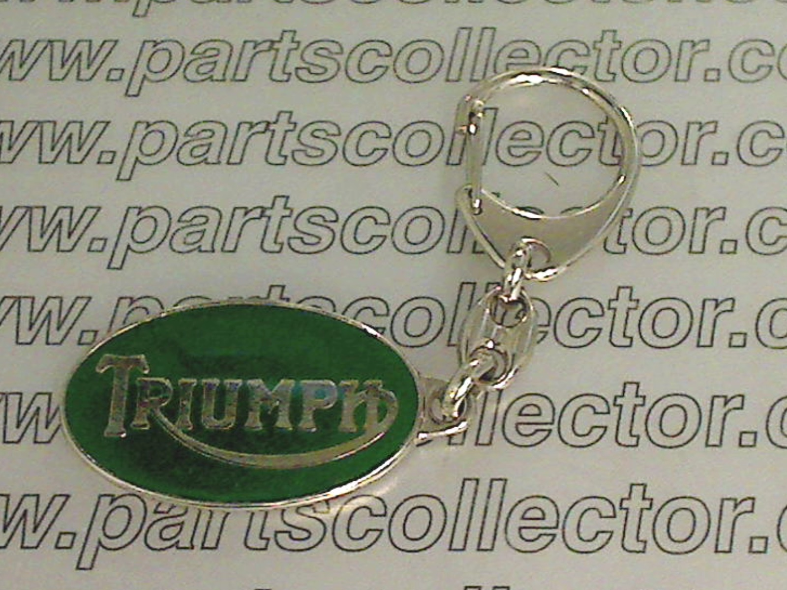 TRIUMPH KEY RING