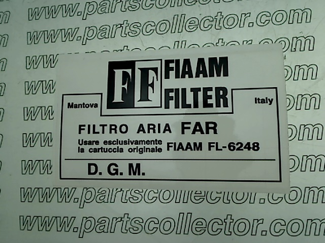 AIR FILTER STICKER