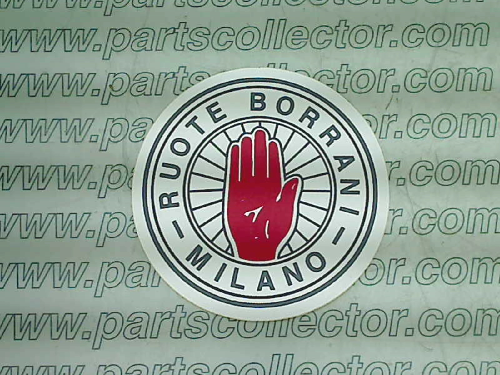BORRANI STICKER