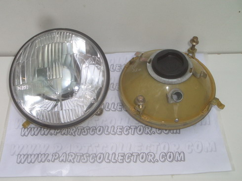 HEADLIGHT WITH PARKING LIGHT