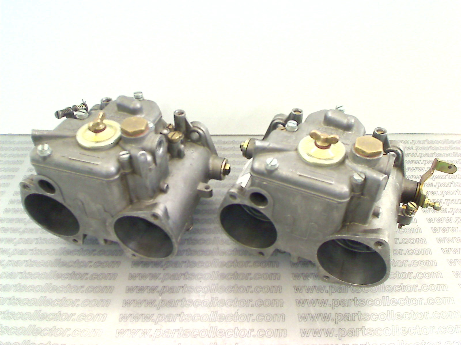 PAIR OF CARBURETORS