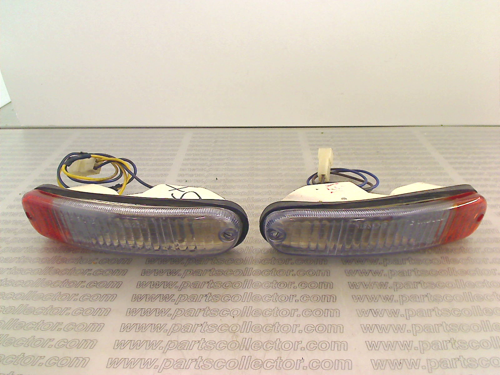 PAIR OF FRONT LIGHTS