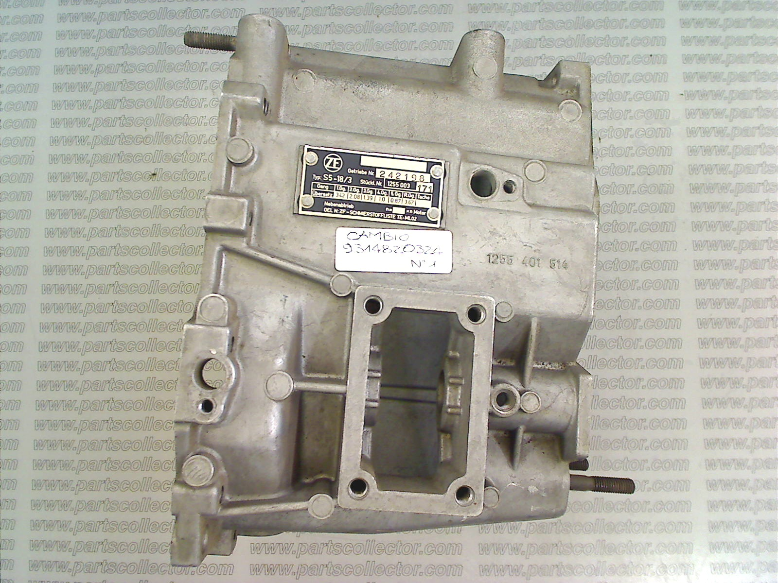 GEARBOX BODY