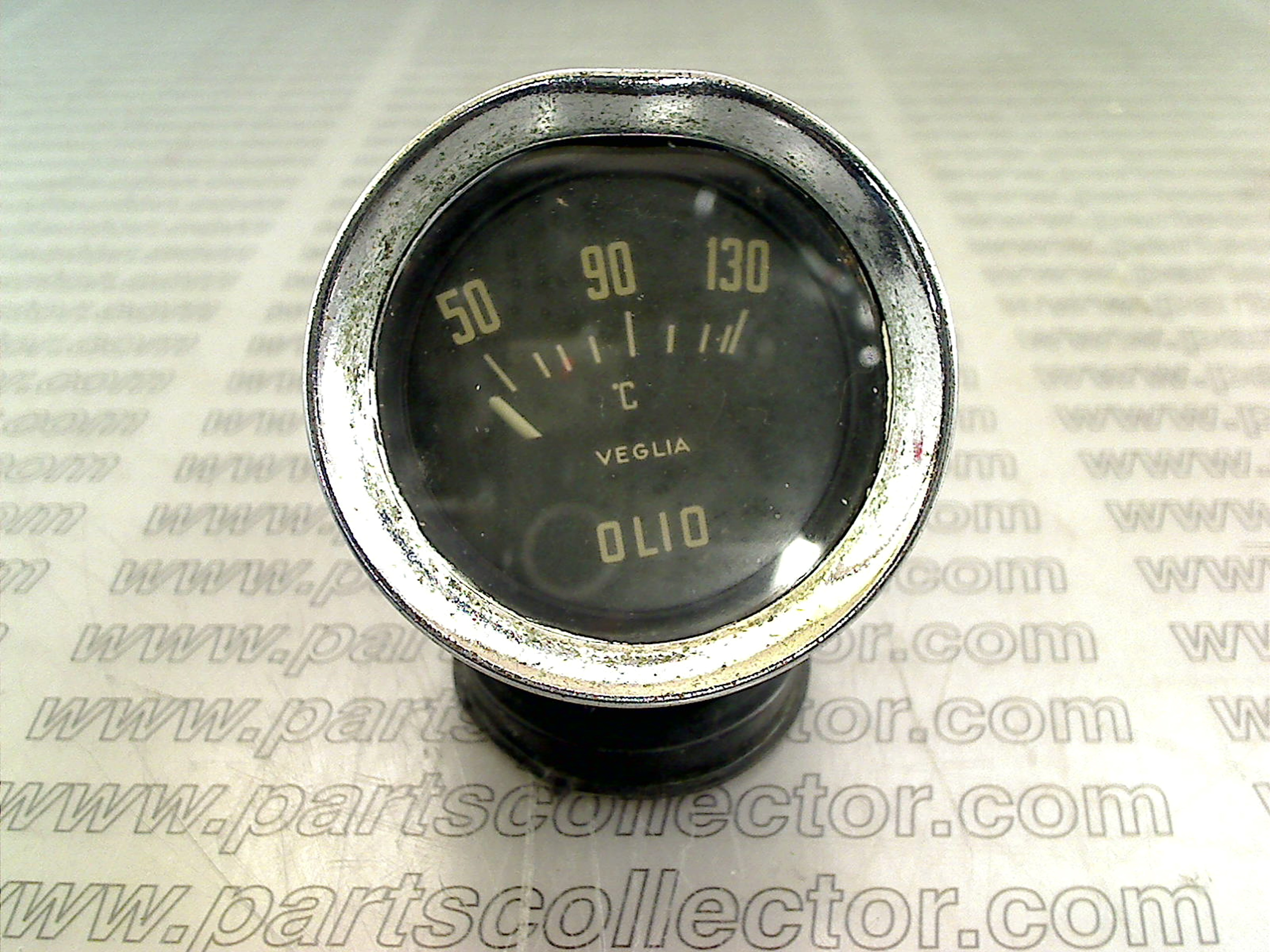 OIL TEMPERATURE GAUGE